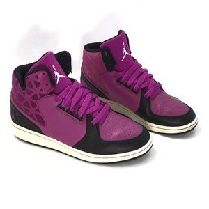 Nike Jordan 1 Flight 3 hi tops Size 5Y